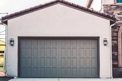Porte d'entrée/garage/placard