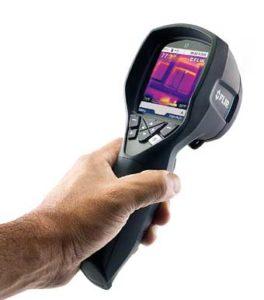 mhp camera thermique